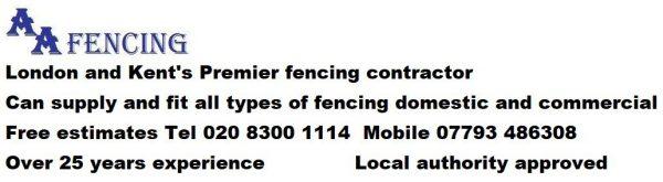 aa fencing